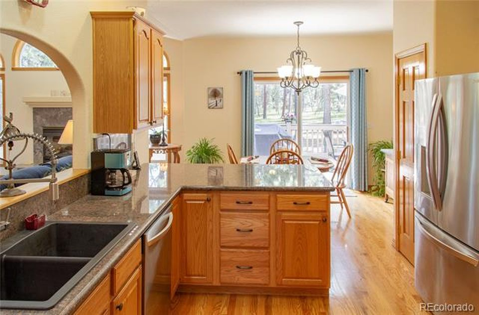 Wissler Ranch Kitchen