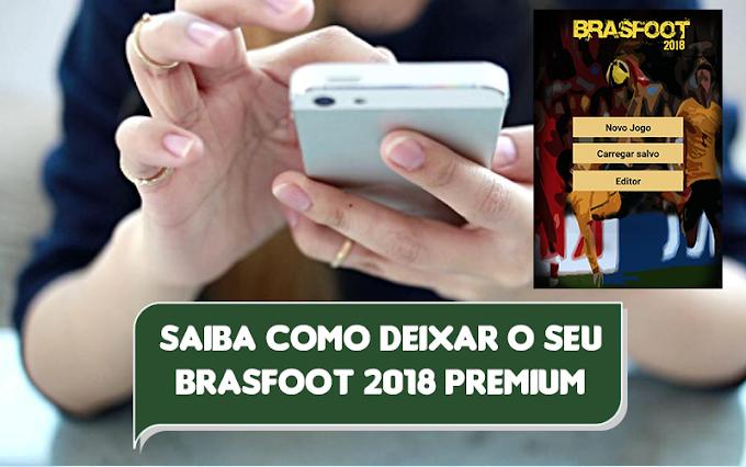Brasfoot 2018 Premium Android Download
