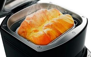 Выпекаем хлеб в хлебопечке