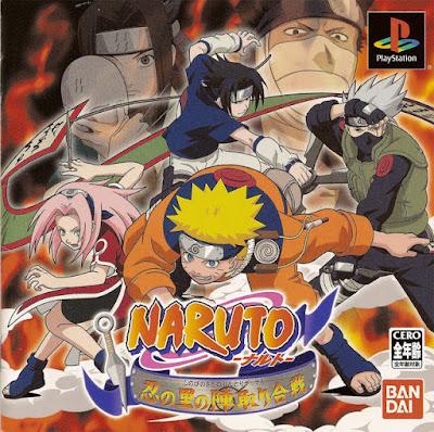 Naruto Shinobi no Sato no Jintori Gassen