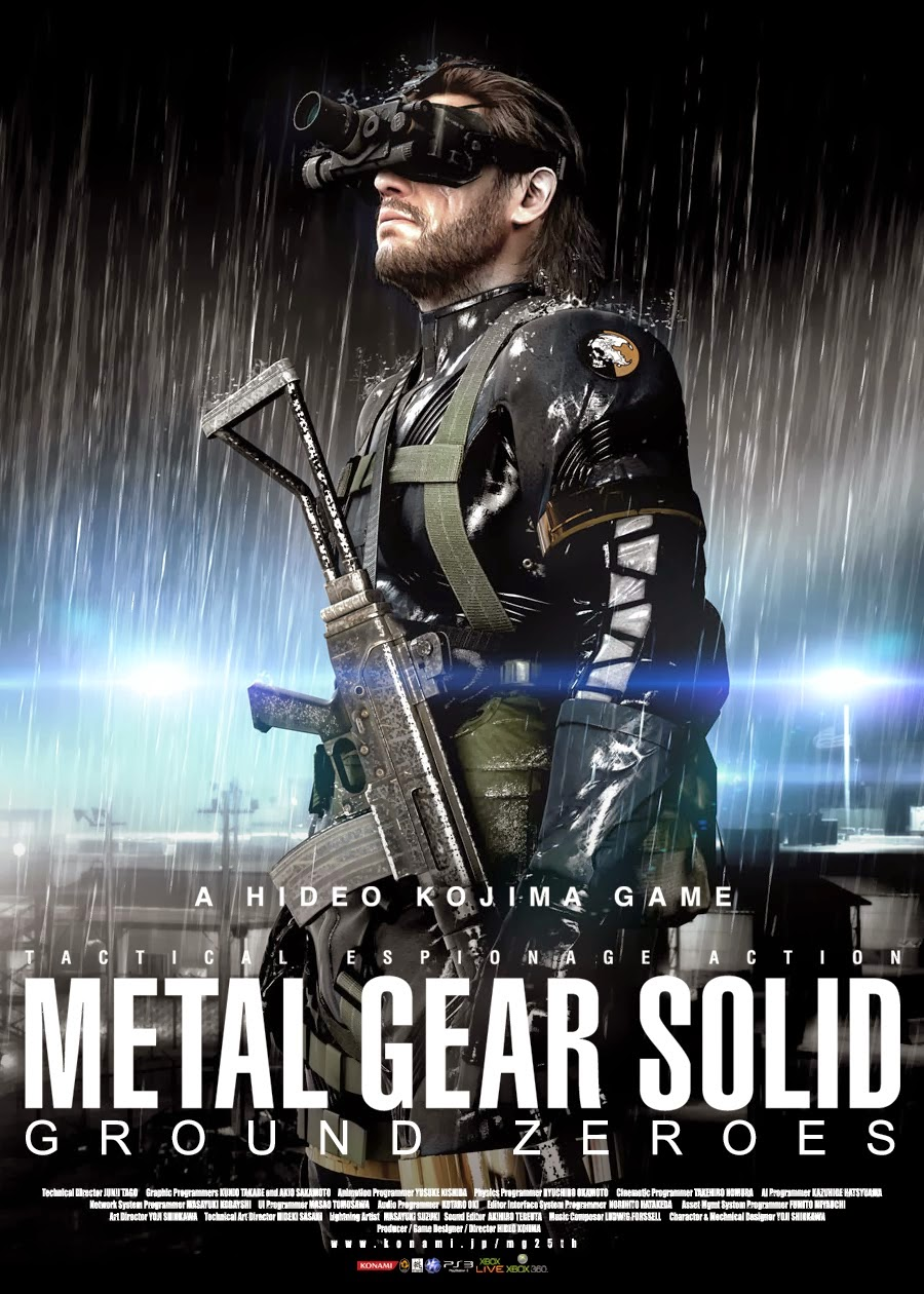Metal Gear Solid V Ground Zeroes Full PC ESPAÑOL