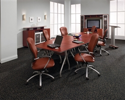 Bungee Conference Table Set from Global Total Office