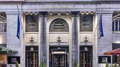 The Sheraton Grand Hotel London Park Lane