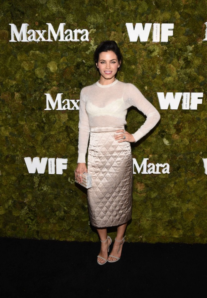 Jenna Dewan Tatum – Max Mara Women In Film Face Of The Future Award Event in West Hollywood