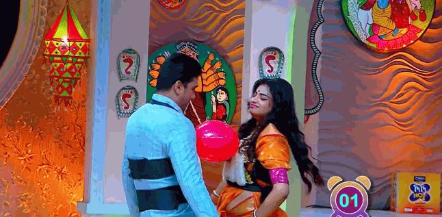 Bhanumotir khel bangla serial