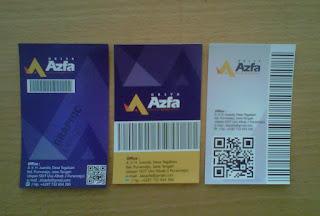 Jasa Desain dan Cetak ID Card Paling murah di Purworejo
