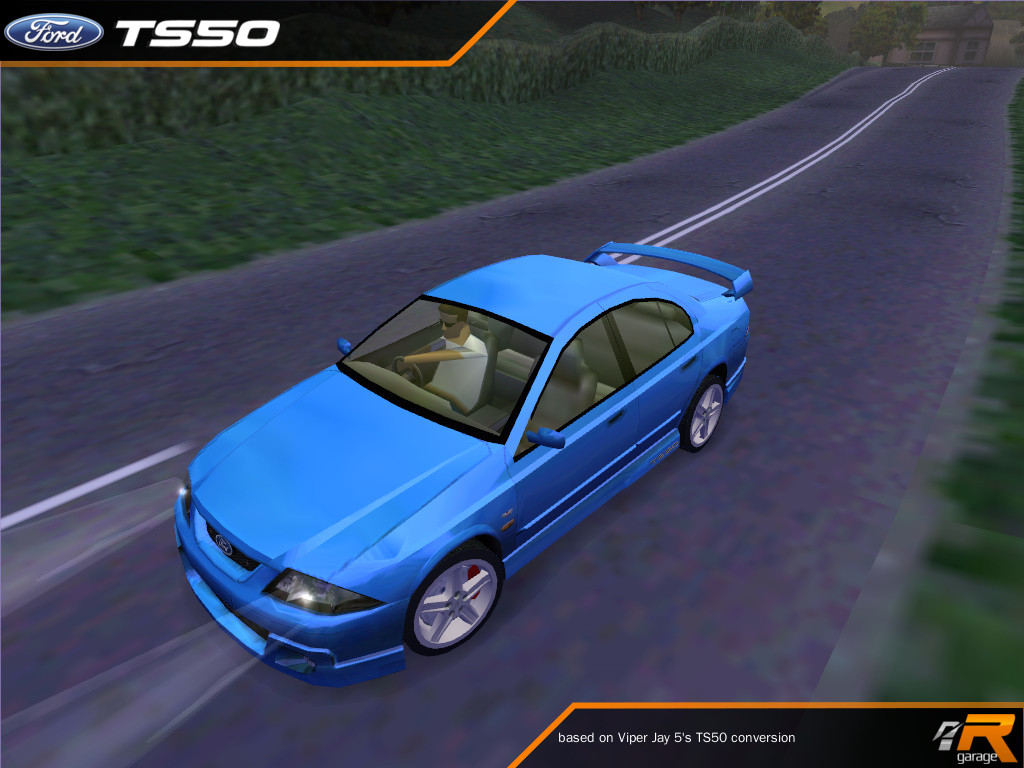 2001 Ford Falcon TS50