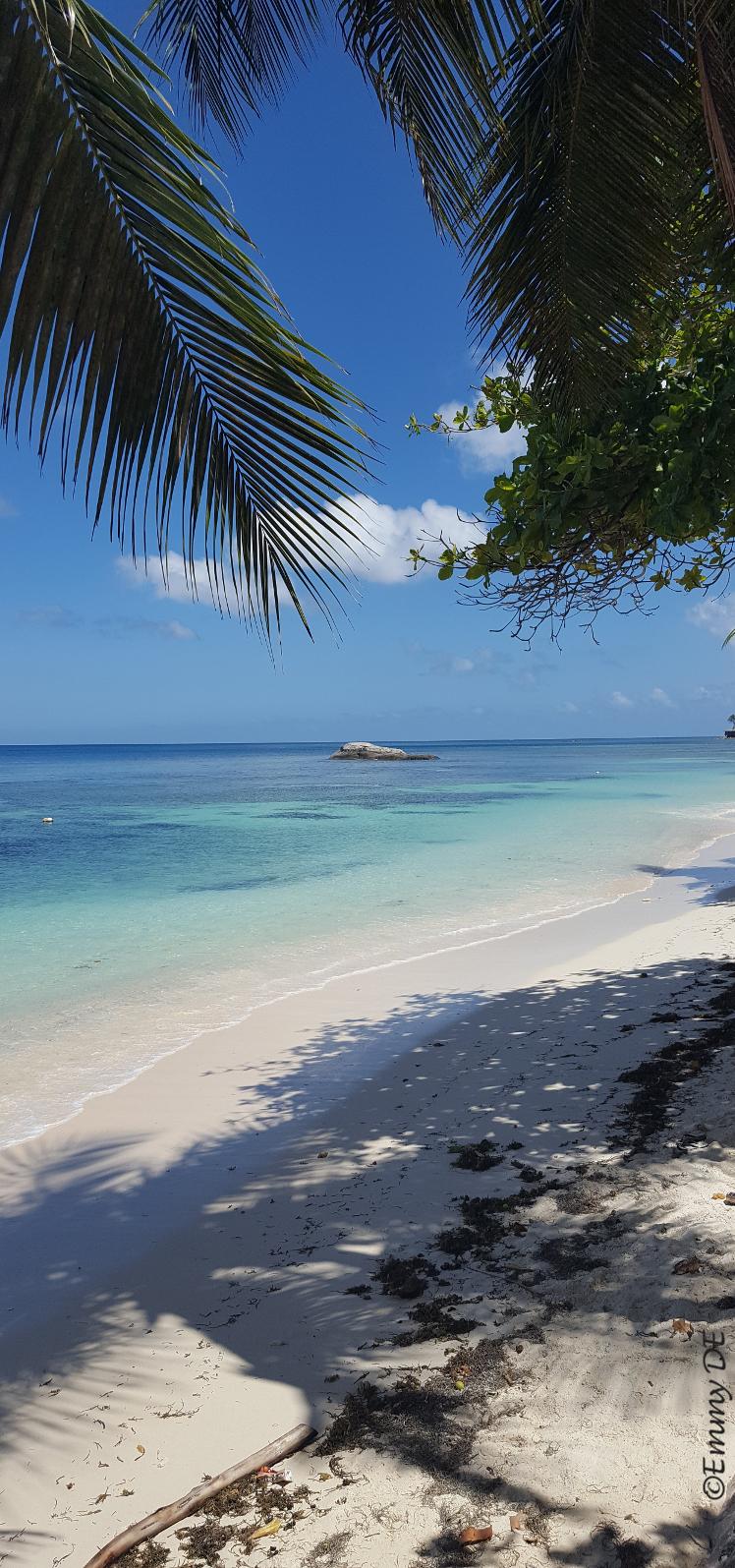 Beau Vallon Beach ~ Mahé ~ Seychelles by ©Emmy DE