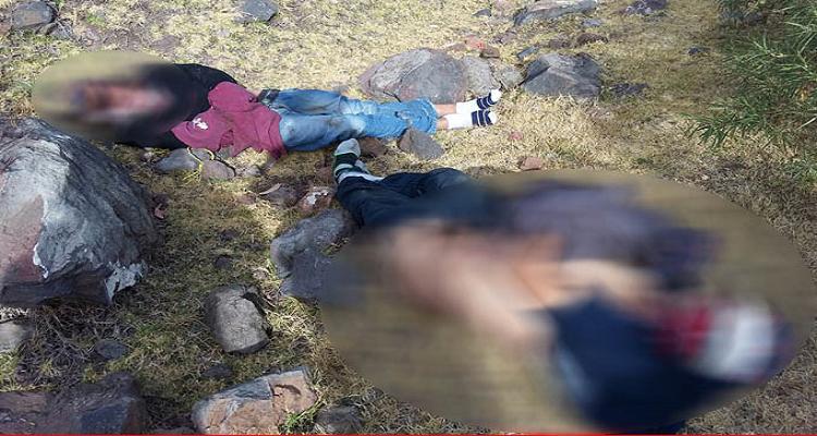 Dejan cadáveres de dos hombres ejecutados en EdoMéx