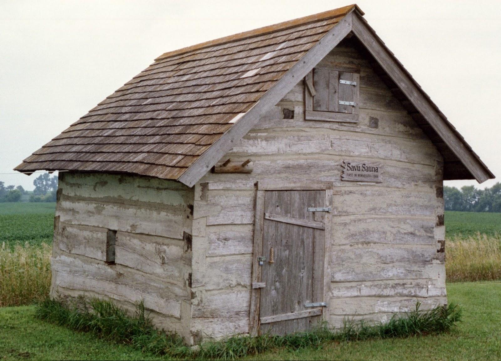Saunas For Sale in Minnesota | Barrel, Indoor, Outdoor, & Custom 10