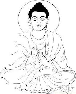 Buddha Purnima image - Siddhartha Gautama.