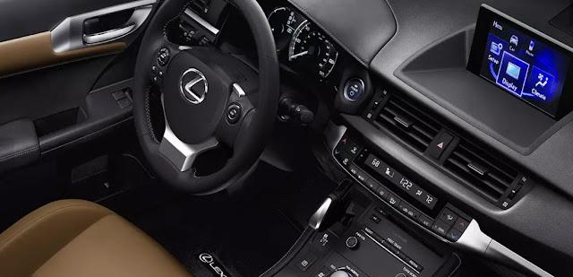 2017 Lexus CT 200h Review UK