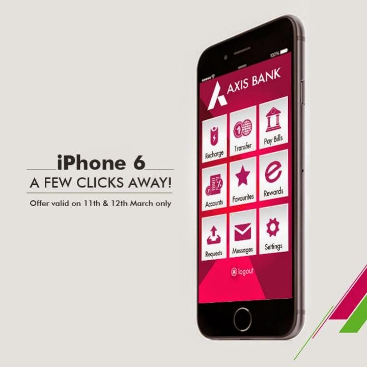 Contest !! Download Login or Transfer Fund Win iPhone 6