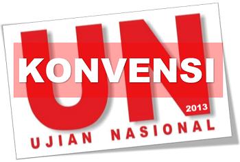Hasil Konvensi Ujian Nasional 2013