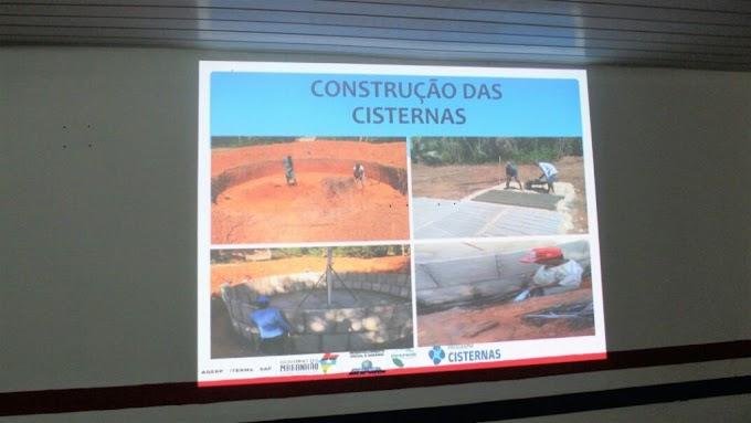 EDUCAÇÃO – 25 escolas da zona rural do município de Caxias vão receber cisternas