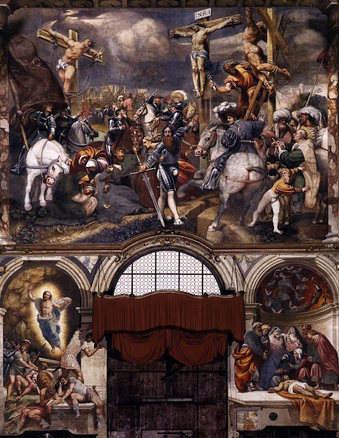 Idle Speculations In History Of Christian Art