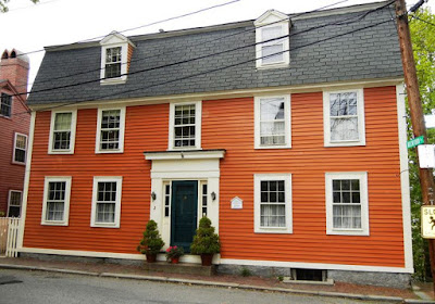อาคารสีส้ม