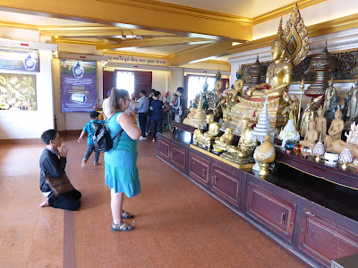 Templo Wat Saket, la Montaña Sagrada , Bangkok, Tailandia, La vuelta al mundo de Asun y Ricardo, vuelta al mundo, round the world, mundoporlibre.com