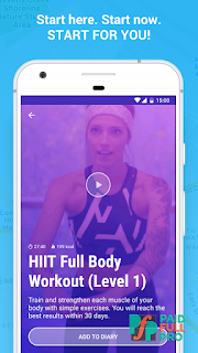 FITAPP Running Walking Fitness Premium Mod APK