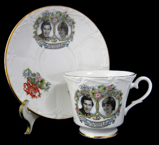 Antiques And Teacups Teacup Tuesday Charles And Diana