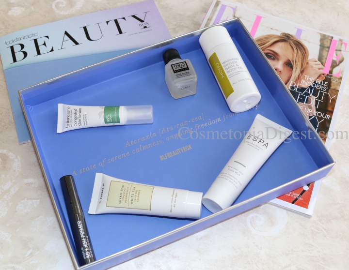 LookFantastic Beauty Box January 2018 Unboxing, Contents, Review