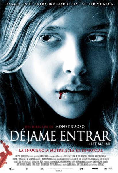 Let Me In [Dejame Entrar] Terror DVDRip Español Latino 1 Link