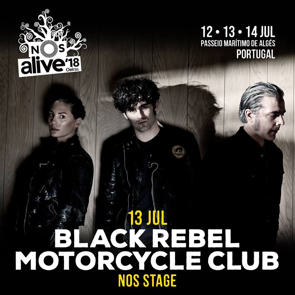 Black Rebel Motorcycle Club Tour