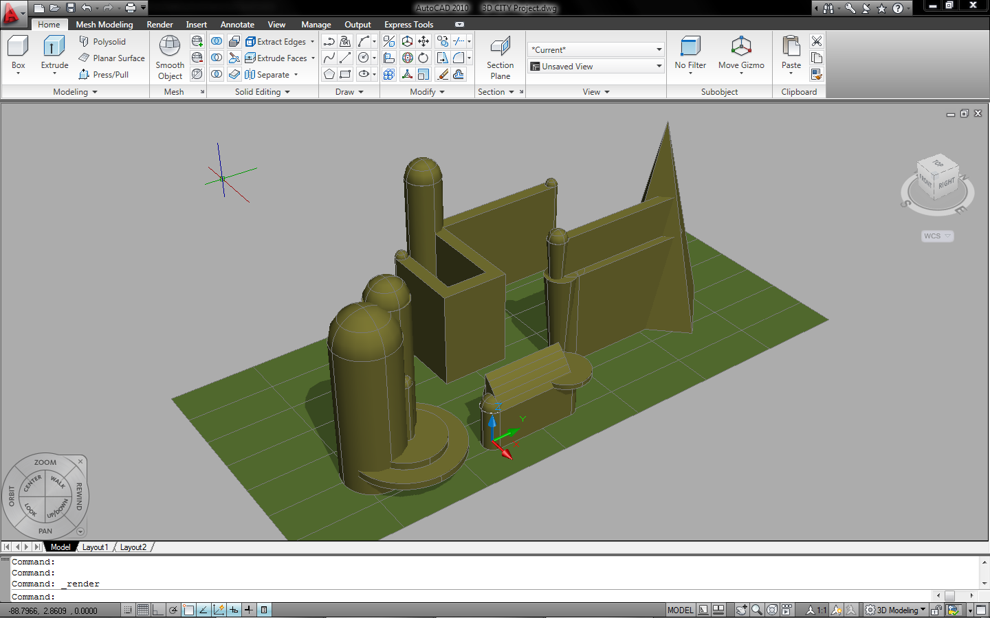AutoCAD 2010 Free Download Full Version For Windows [32-64