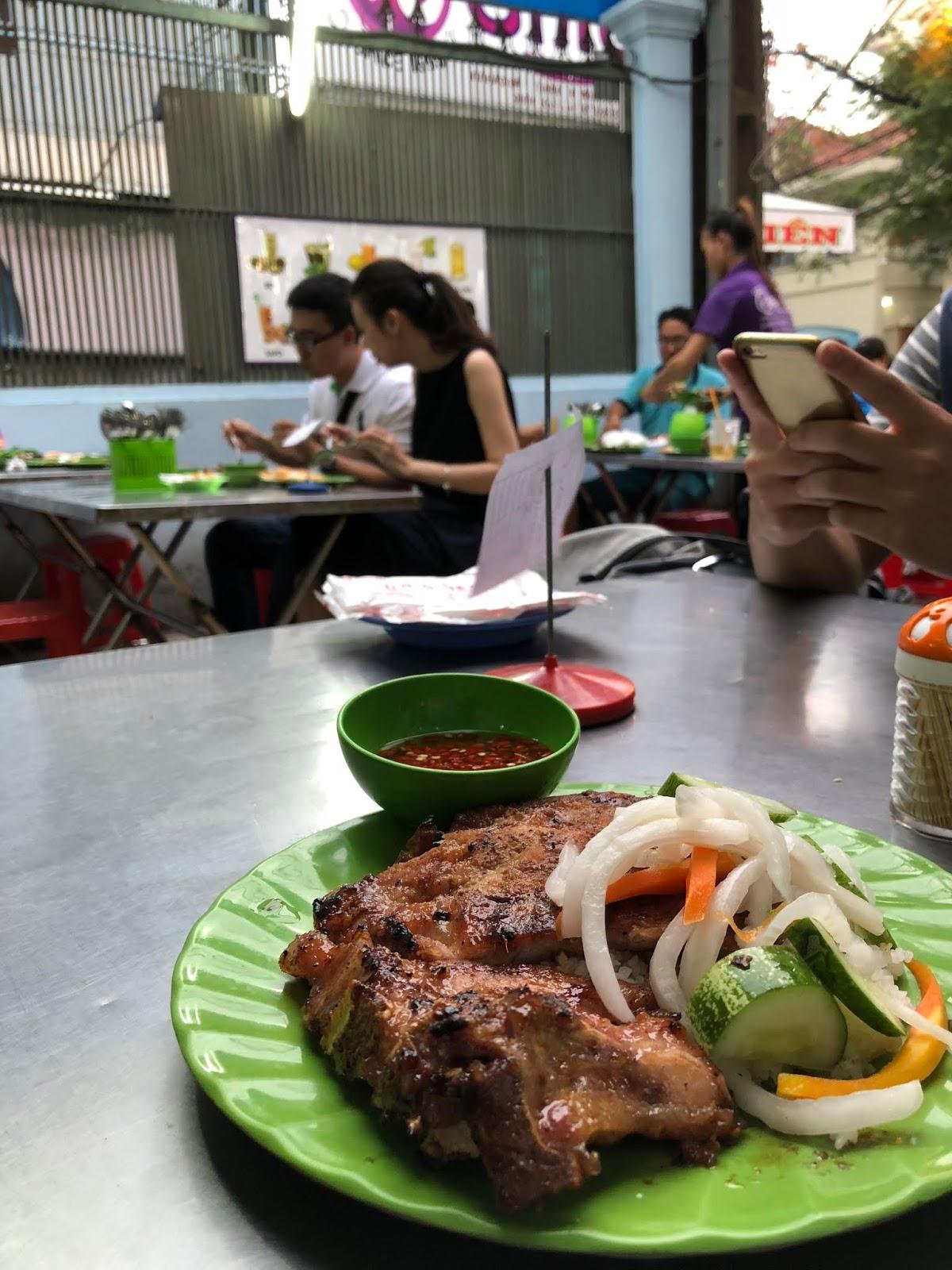 Cơm tấm Ba Ghiền Ho Chi Minh