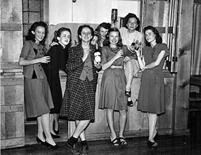 Women Los Alamos Hist.soc. Archives