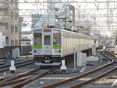 京王電鉄 都営新宿線直通 急行 本八幡行き3 10-000形260F