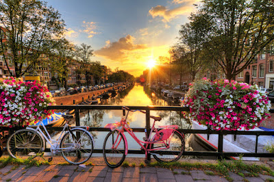 Amsterdam Holanda ao vivo