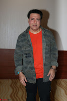 Govinda with wife Sunita Ahuja and Son Yashvardan Ahuja at Screening Of her new movie Aa a Hero 2.JPG