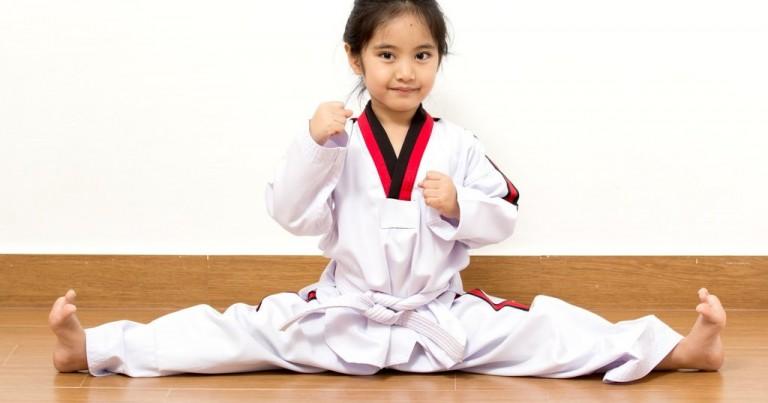 Flexibilidad en el Taekwondo