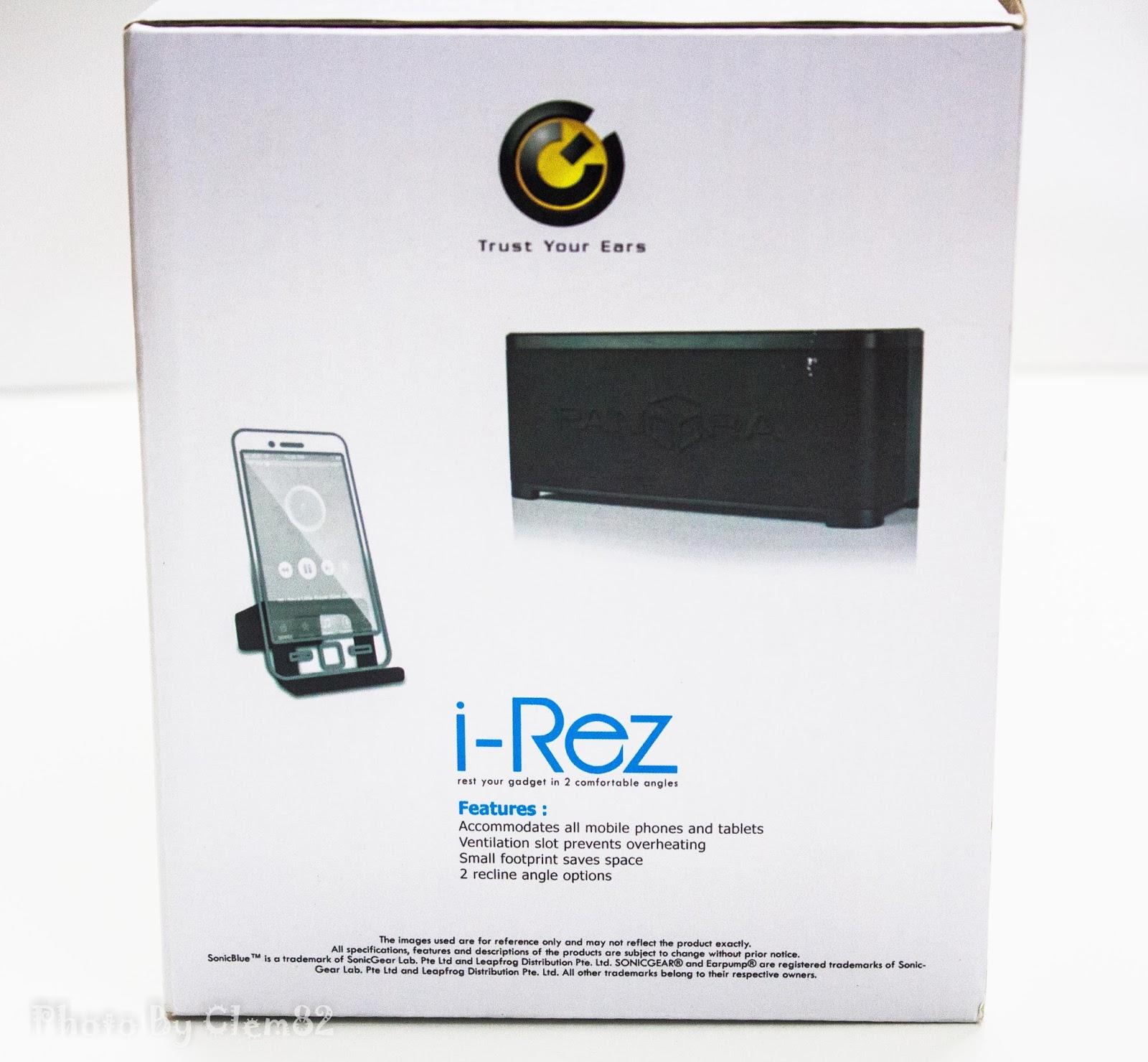 Opening Pandora's Box: SonicGear Pandora Wireless Bluetooth Media Player Series 21