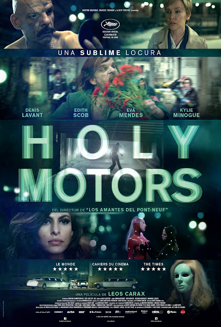 Holy Motors póster