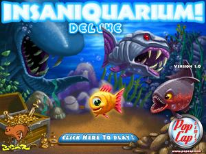 Insaniquarium Free Download APK