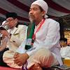 Umrah, Habib Salim Doakan Prabowo-Sandi Menang