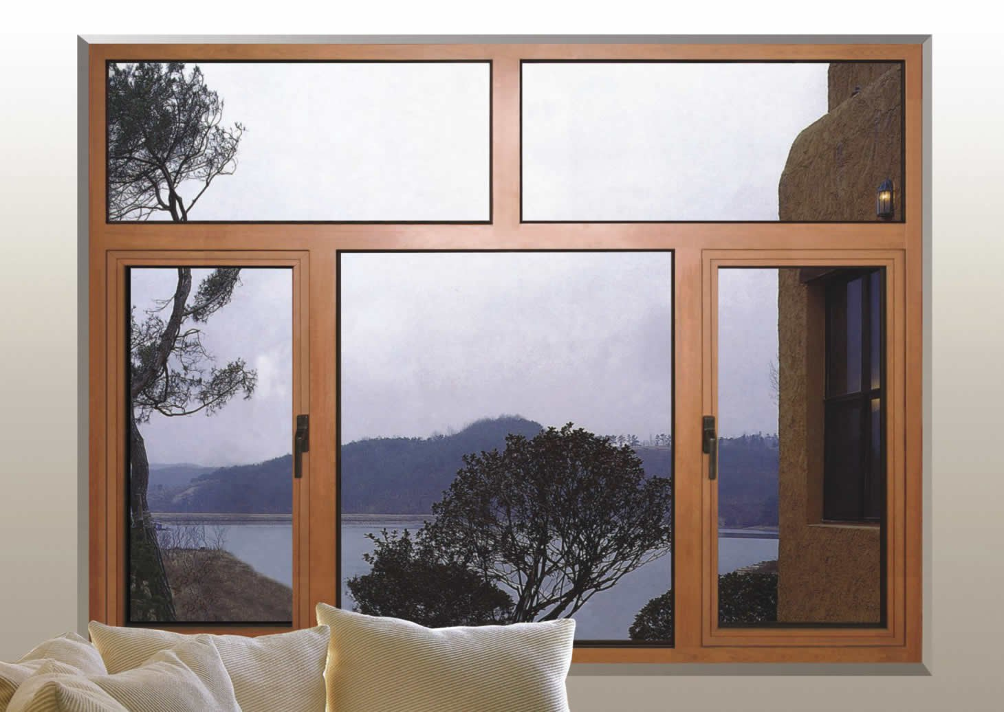 GLASS WINDOW DOOR DESIGN