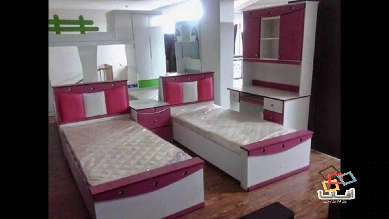 مجموعة رائعة من احدث غرف نوم اطفال أفانا