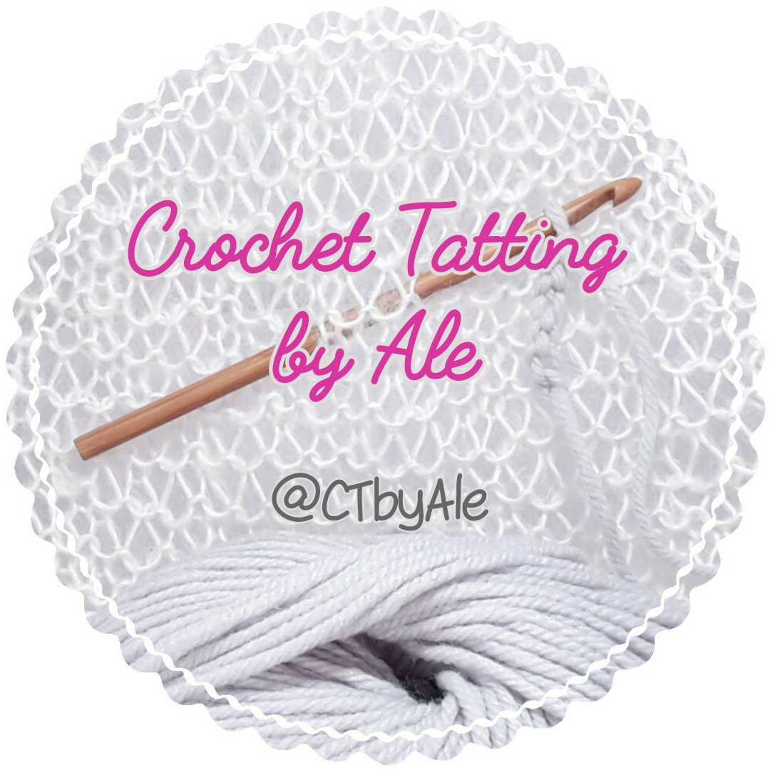 ♡ Crochet Tatting by Ale