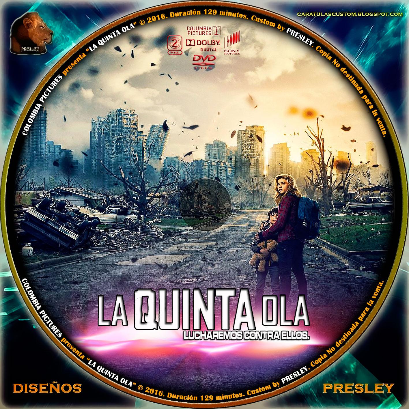 Cover de la quinta estacion 4