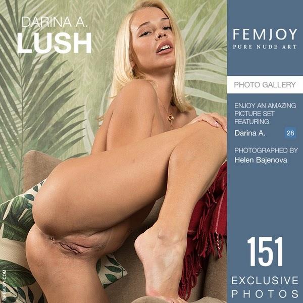 [Femjoy] Darina A - Lush femjoy 08090