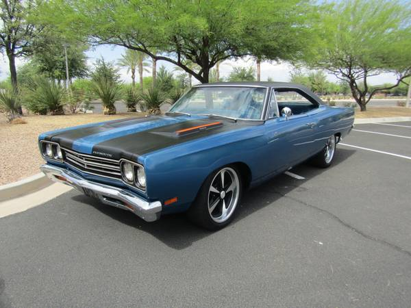 Looking At An Iconic Plymouth RoadRunner