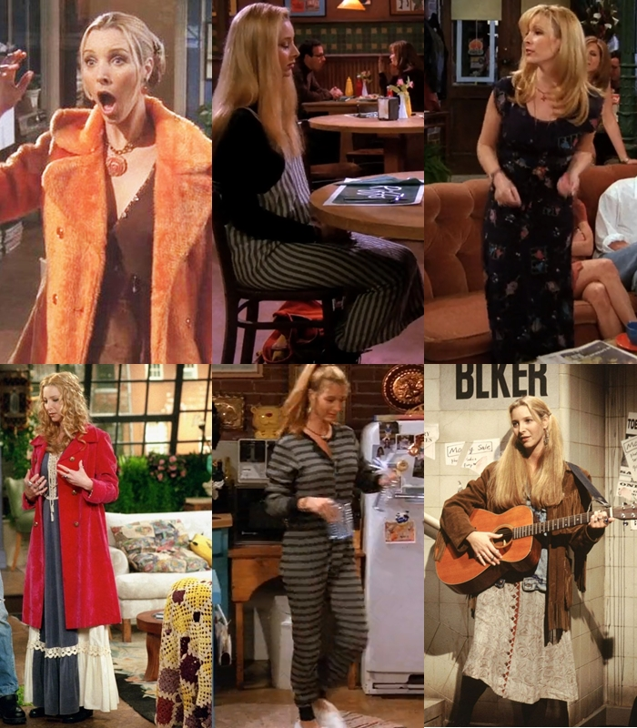 phoebe buffay friends