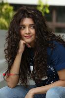 Actress Rithika Sing Latest Pos in Denim Jeans at Guru Movie Interview  0161.JPG