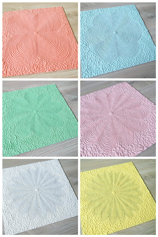 wholecloth quilt pattern