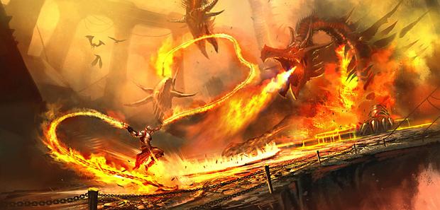 God of War E3 2016 Reveal Trailer