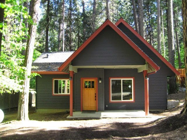 exterior paint colors for mountain home