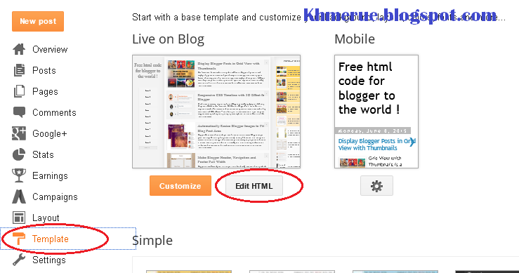 Free html code for all bloggers to khmer go to template click on edit html maxwellsz
